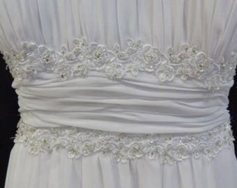 Listing 014 is the David's Bridal Size 14 Wedding gown