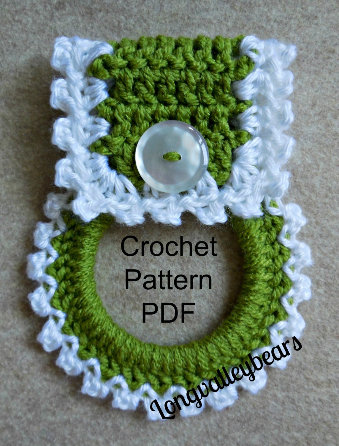 Great Crochet Kitchen Towel Images Gallery >> Kitchen Towel Pattern ...