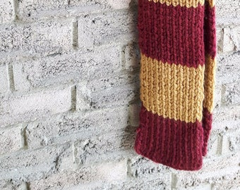 Harry Potter Inspired Scarf, adult, kids, baby, pet, winter, fall fashion
