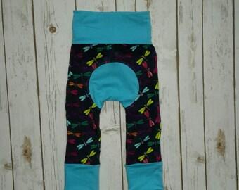 Maxaloones,grow with me,cloth diaper pants,baby maxaloons,toddler leggings