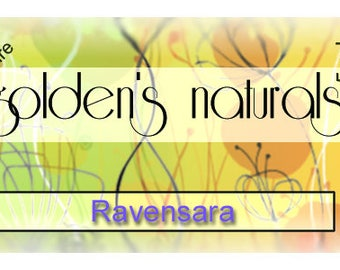 Ravensara Essential Oil - Aromatherapy, Holistic healing and Soap & Candle making