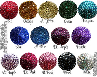 Custom Personalized Burlesque Pasties w/Tassels - You Pick