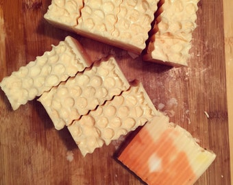 Honey and Orange Blossom | Handmade Soap, Organic Soap, All Natural Soap, Essential Oil Soap, Homemade Soap, Artisan Soap, Mothers day gift