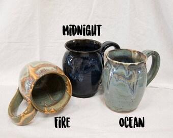 Martindale Pottery Barrel Mug