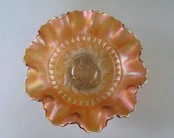 Sale Dugan Marigold Carnival Wind Flower Bowl