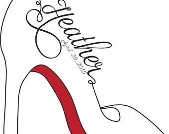 louboutin logo
