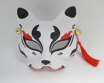 From Japan Fox Mask Anime Cosplay
