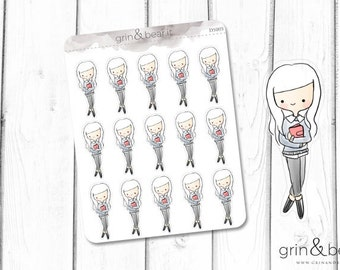 Planner Girl! Stickers (DS005)