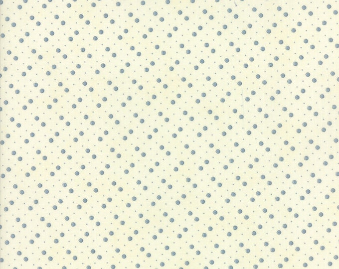 Holly Woods Snow Sky 44176 21 by 3 Sisters for Moda Fabrics