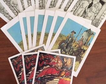 Children's Bookcover Postcards/Ephemera