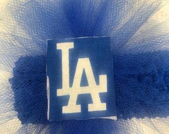 Dodger headband