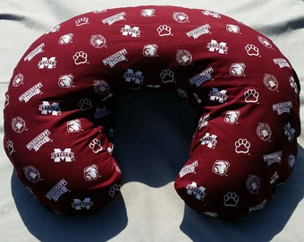 Mississippi State Nursing Pillow Cover