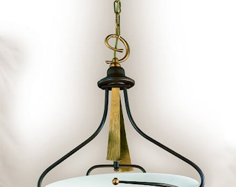 Italian Lighting Pendant, Pendant, Contemporary Lighting, Contemporary Pendant, Venetian Glass