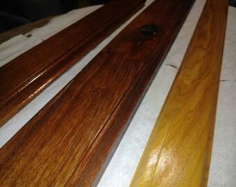 Mesquite molding/trim