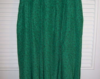 Skirt Small, , Silkey Skirt, Maxi Dressy Skirt, Chaus Maxi Skirt, Size 8 or Small see details
