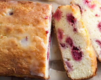 4 Loaves White Chocolate Raspberry bread.Homemade Deliciously sweet. Scrumptious and Heavenly good Get 4 Demi size Loaves FREE SHIPPING