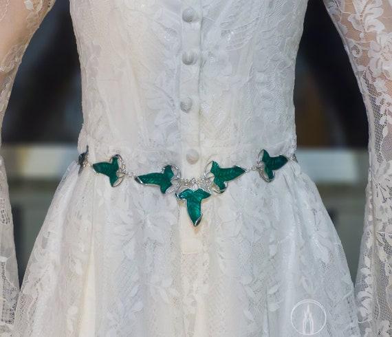 Belt chain waist Necklace Elben Elves Lord of the Rings Arwen