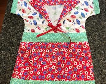 Clothespin Dress Bag