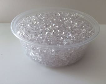 Fishbowl Beads for Slime in 3, 4, 6, 8 or 12 oz Containers