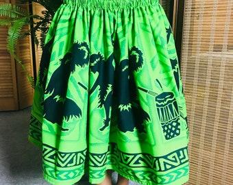 Pa'u Skirt