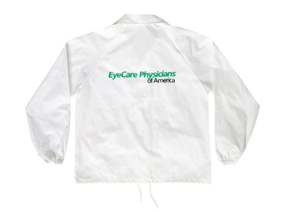 Eye Care Physicians of America Coaches Jacket
