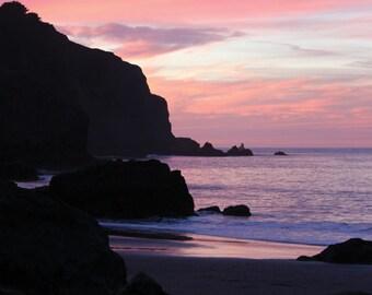 Ocean Photography / Nature Photography / Ocean Art - San Francisco Canvas - Beach Print - San Francisco Wall Art - San Francisco Photography