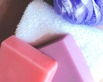 Plumeria Goat Milk Soap, Bath Soap, Plumeria Goat Milk Soap, Plumeria Flower Spring Scents, Handmade Soap, Bar Soap, Goats Milk Soap