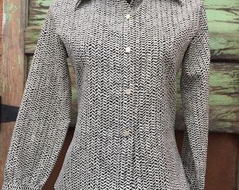 Vintage Evan - Picone Long Sleeves Blouse