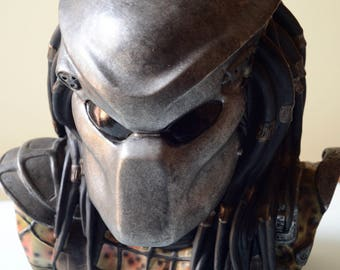 Predator, headed bust, head box, the ultimate dvd collection, limited edition