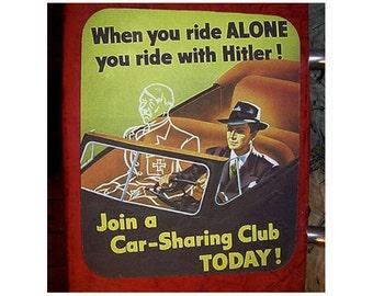 WW II propaganda poster mouse pad World War 2 retro vintage Rosie the Riveter kitsch