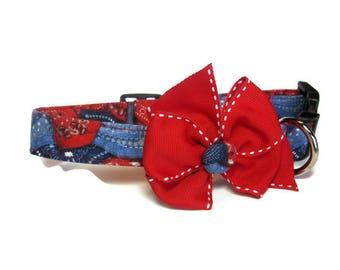 Bandana Dog Collar size Medium