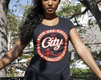 San Francisco Born T-Shirt - Born Rite Streetwear