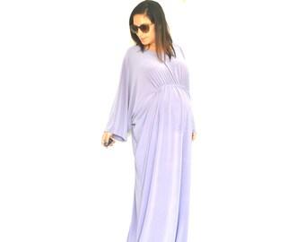 Maternity dress, 'Lovely Lucy' Long Sleeve Maternity dress, Maternity wedding dress, Plus size wedding dress, Plus size maternity dress