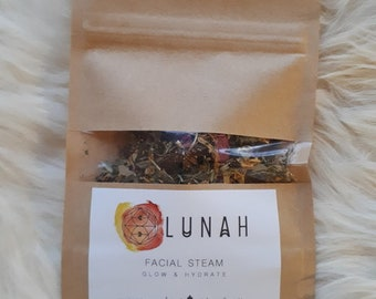 Facial Steam Hydrate and Glow