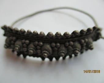 Traditional Bedouin Yemen Hair Buckle from Yemen