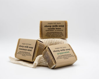 Sheep Milk Soap