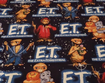 ET Fabric, ET packed with Animals, The ExtraTerrestrial, By the yard