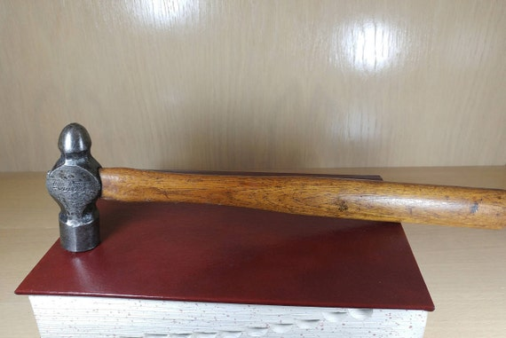 Antique Ball Peen Hammer