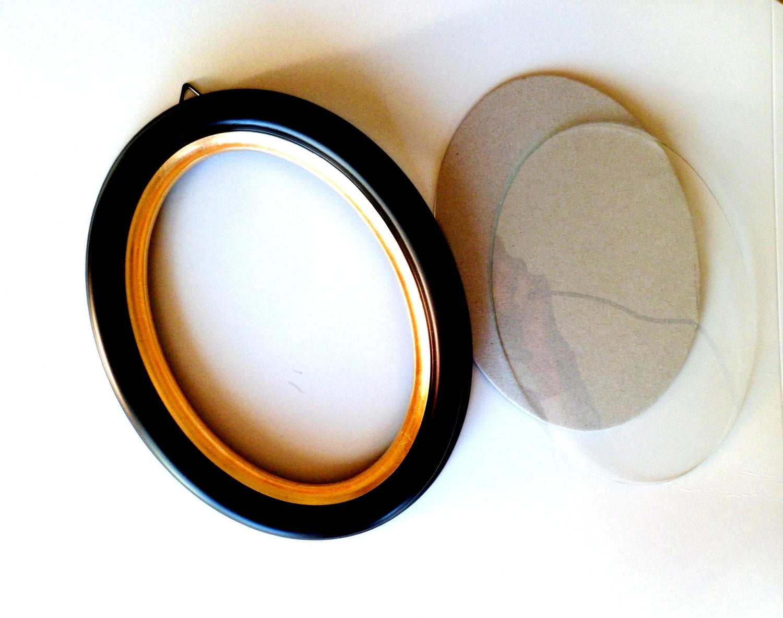 Black oval wood silhouette frame 5x7 black oval wood silhouette frame jeuxipadfo Gallery