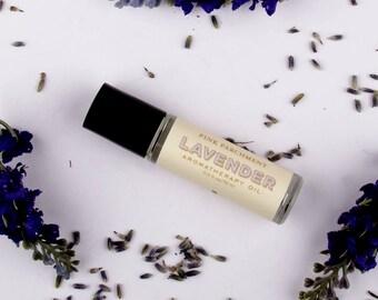 Lavender Perfume - Lavender Perfume Oil -  Roll On Perfume - All Natural Perfume - Essential Oil Perfume  - Lavender Essential Oil