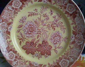 Spode Archive Collection plate Jasmine