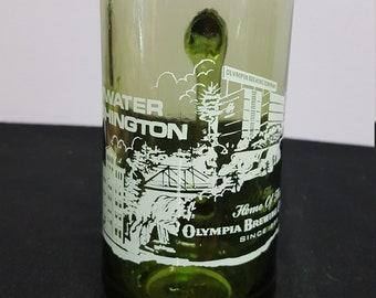 Olympia Brewing Company Green Mug
