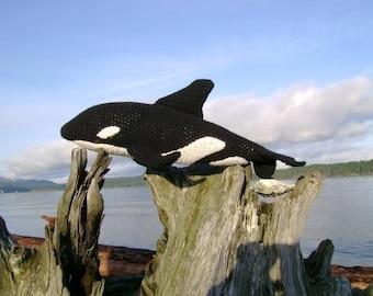Orca PDF Crochet Pattern