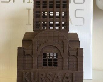 Southend Kursaal 3D Printed Model