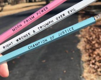 Sailor Moon Pencils