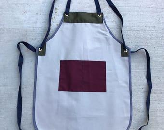 Ash- full apron