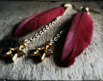 Earrings boho chic {inSide}