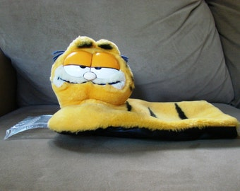 Garfield – Plush Garfield Hand Warming Ice Scraper
