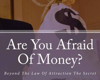 Are You Afraid Of Money? PDF Book EBook Sales Marketing