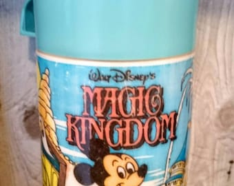 Retro Disneyland Lunchbox Thermos